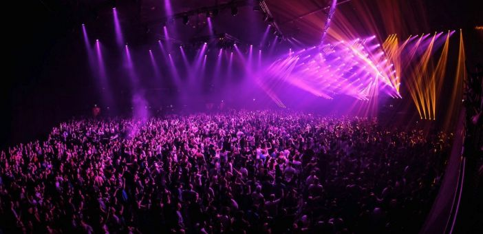 The Best Parties at Amsterdam Dance Event 2016