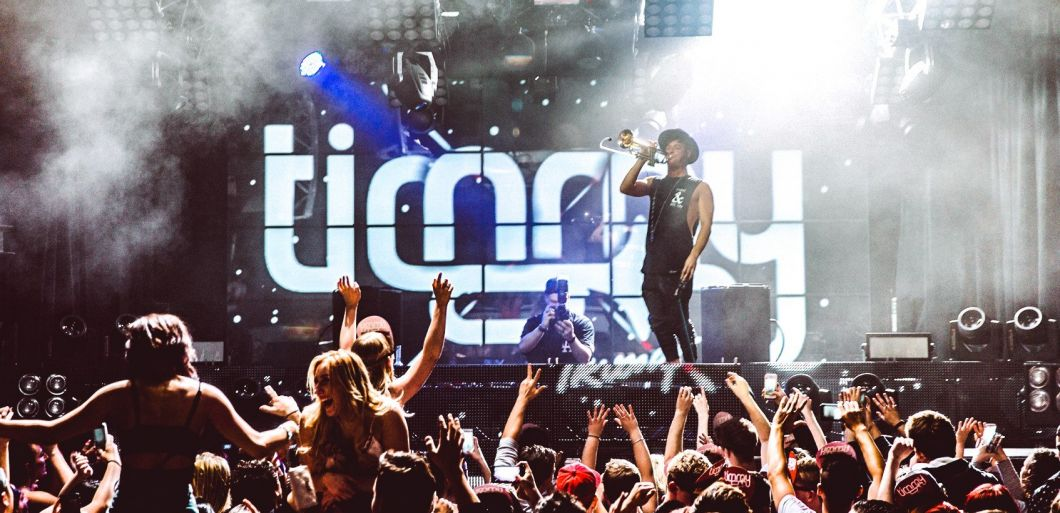 Cream brings Timmy Trumpet to Liverpool
