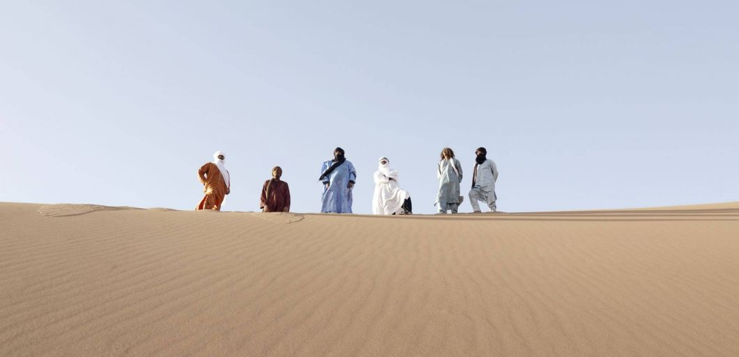 World music comes to Liverpool as Tinariwen tour
