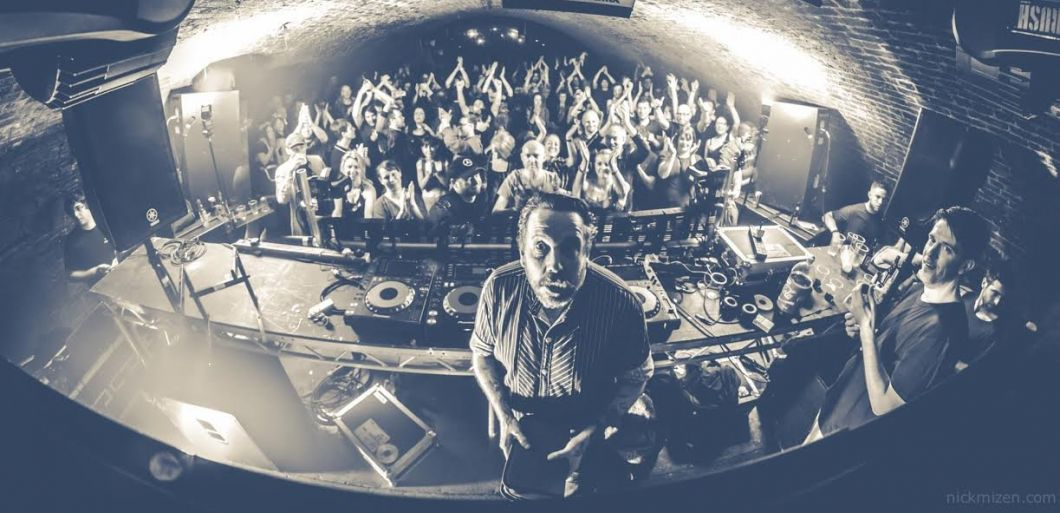 Skiddle to live stream Andrew Weatherall from 303 Liverpool