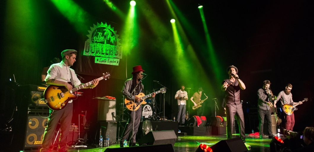 UK ska dons The Dualers to play string of UK dates