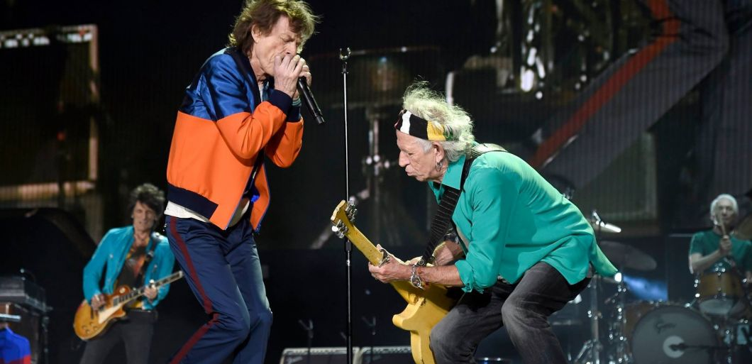 The Rolling Stones set for huge UK event in 2018?