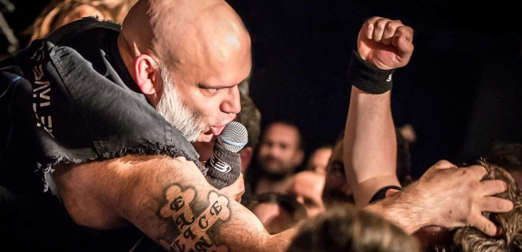Hard rock icon Blaze Bayley heads to Manchester in 2018