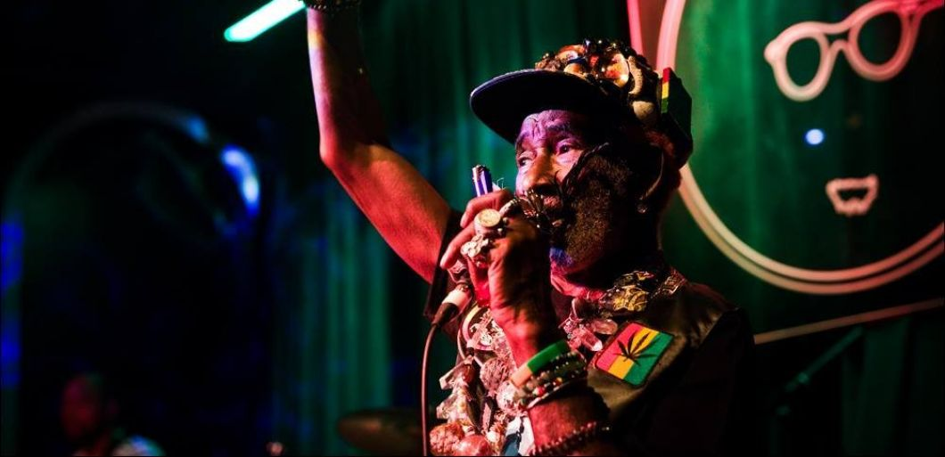 Lee 'Scratch' Perry announces mini tour for Spring 2018