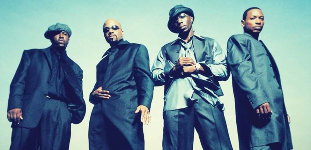 Blackstreet Manchester show celebrates 10th year of Love 90s RnB