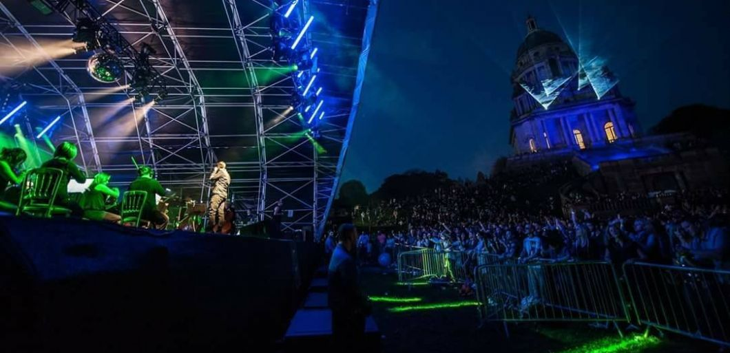 Win Highest Point festival tickets
