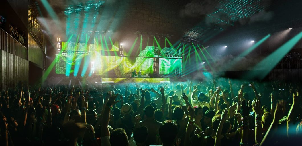 Creamfields new arena unveiled