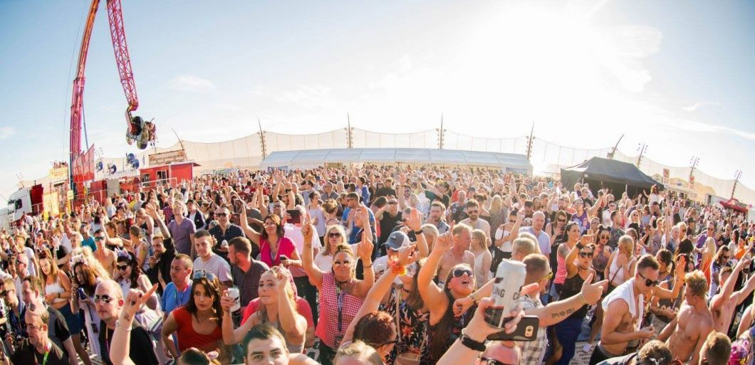 Win VIP Blackpool Festival experience