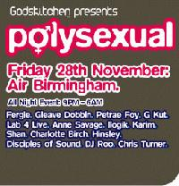 What is polysexual clubbing