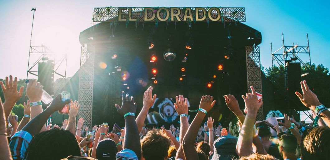 El Dorado Festival tickets and dates info