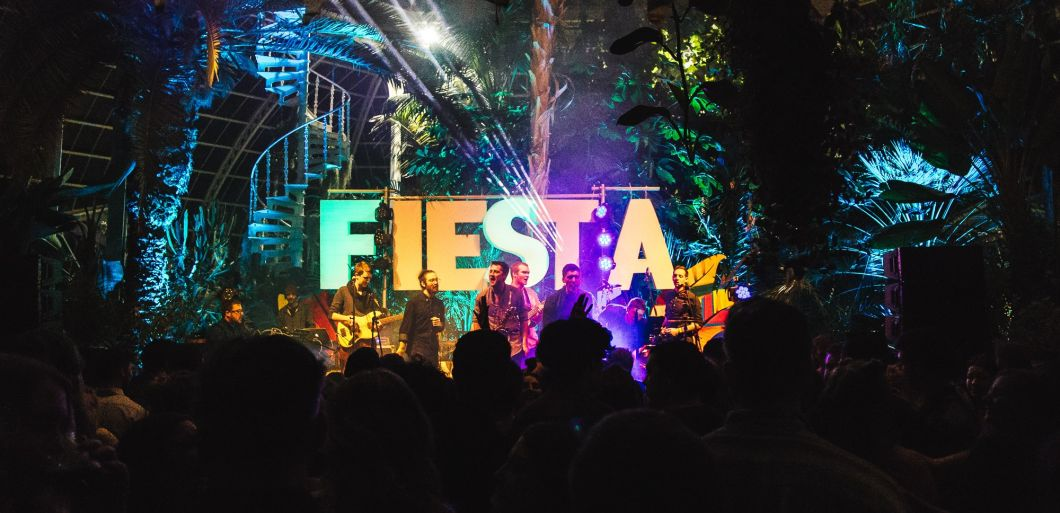 Second night of Fiesta Bombarda Palm House Carnival announced