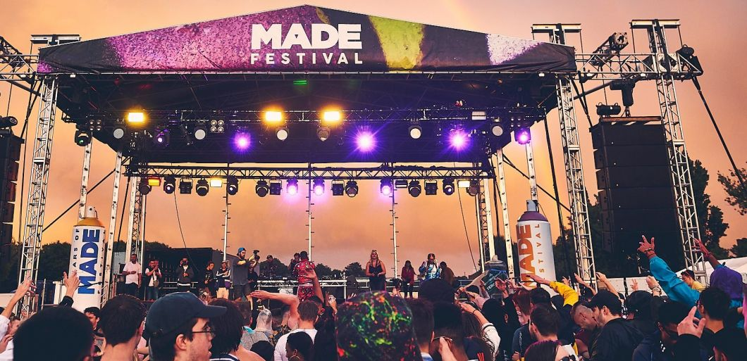 Initial MADE Festival line up revealed