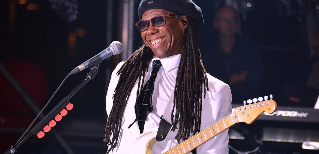 Nile Rodgers and Chic Cardiff Castle show announced