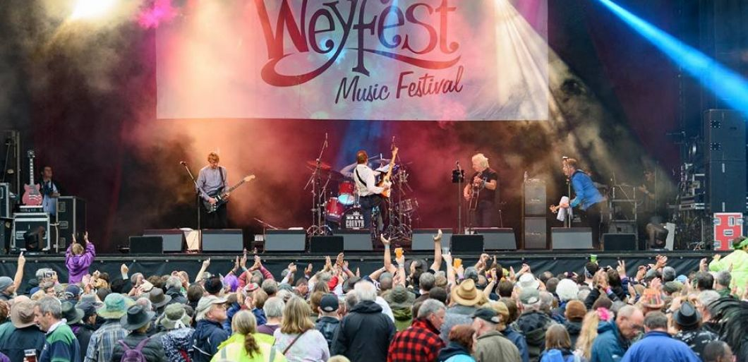 Brand New Heavies, Reef and more confirmed for Weyfest line up