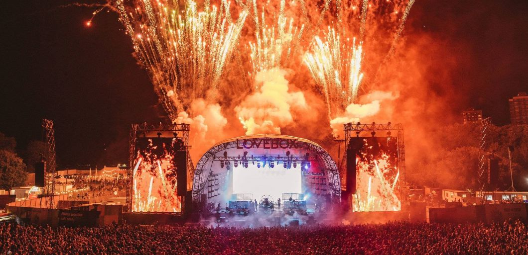 Lovebox tickets and line up revealed