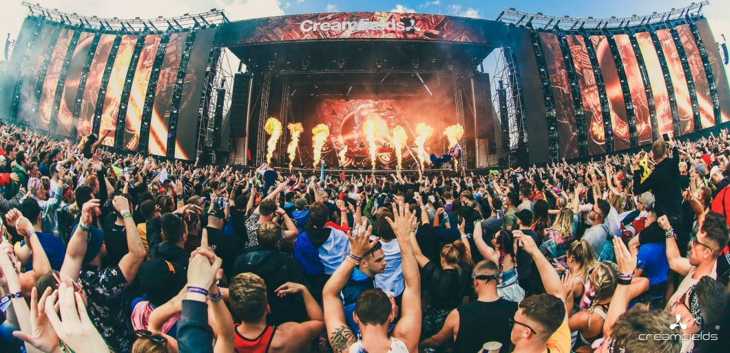 Brits are favouring UK festivals over holidays abroad