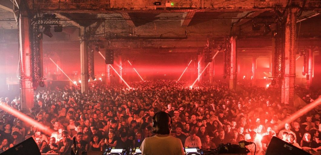 Aphex Twin Curates, The Warehouse Project, review