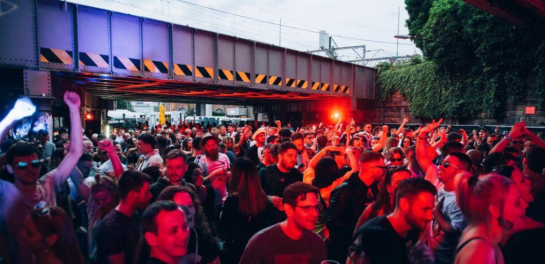 Glasgow's Platform 18 announces Richie Hawtin, ANNA & more for 2020