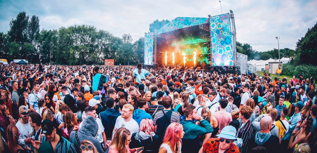 Detonate Festival 2020 with Fredo, Chase & Status, Digdat - on sale now