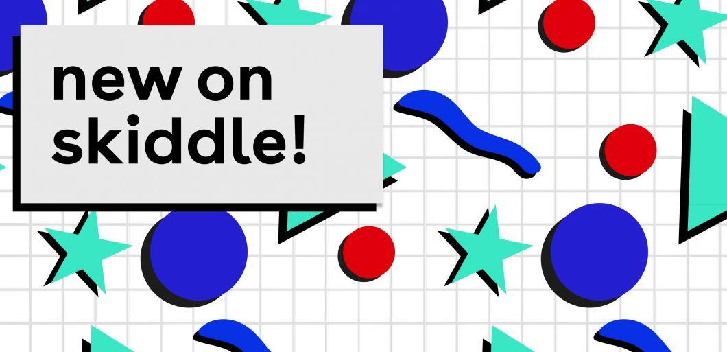 New On Skiddle: DJ Harvey, Skepsis, UKG By The Sea, Rick Astley & more