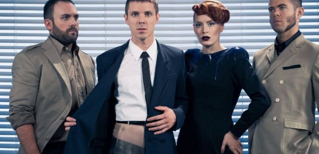 Scissor Sisters and Texas to headline Wickerman 2012