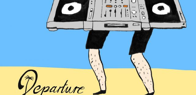 Club review: Departure @ Itaca, 15/06/12
