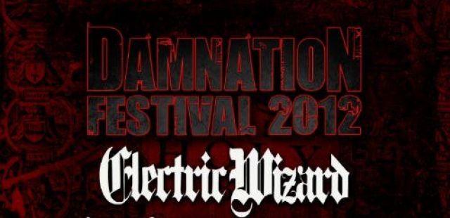 Review: Damnation Festival 2012