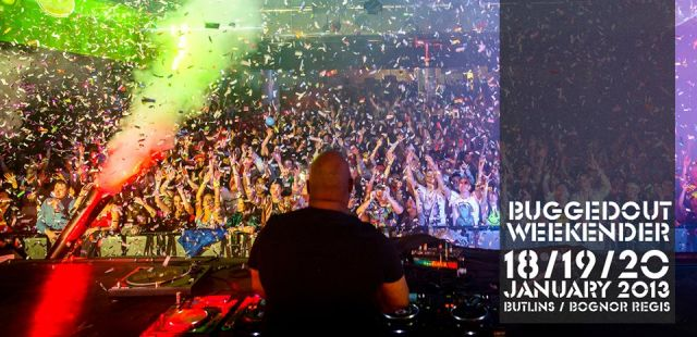 Review: Bugged Out Weekender 2013