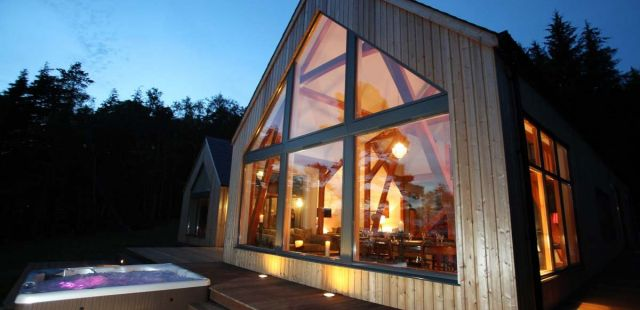 Skiddle's Guide to: Luxury Accommodation in Scotland