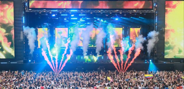 Electric Daisy Carnival London 2013 - review