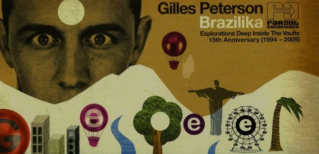 Office Listening: Giles Peterson 'Brazilika'