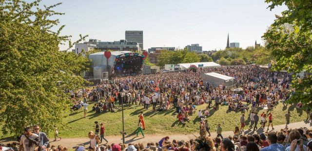 Love Saves the Day 2014 Line Up Announcement