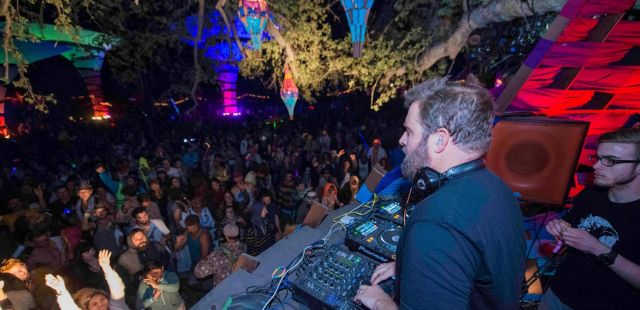 ramm presents Claude VonStroke, Audiojack and Josh Butler