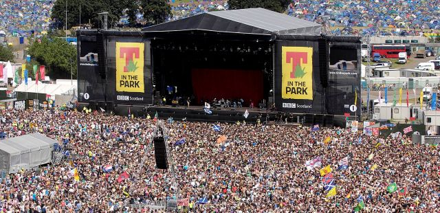 T in the Park 2014 Review