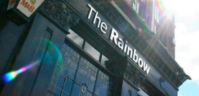 September at the Rainbow Venues