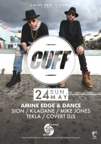 Amine Edge & Dance return to Sankeys MCR this Sunday! Down to the final 400 tickets!