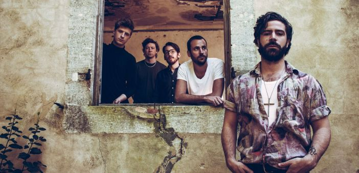 Foals announce new album 'What Went Down'