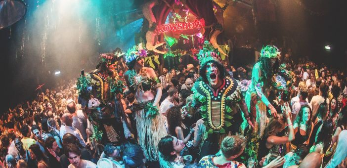 Elrow goes to Amsterdam at De Marktkantine review
