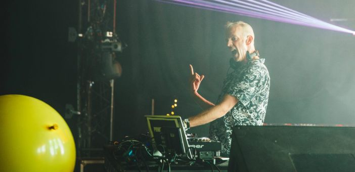Win tickets to Fatboy Slim's Smile High Club at Tobacco Dock