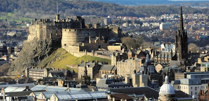 Valentine's Day Hotels in Edinburgh