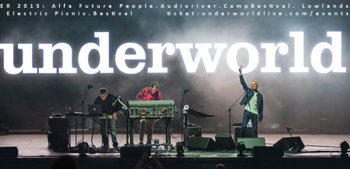 Underworld 'Barbara Barbara, We Face A Shining Future' review