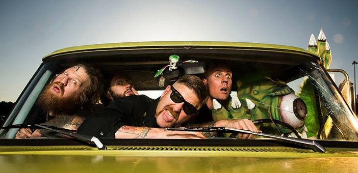 Mastodon to headline Pit Stage at Reading and Leeds