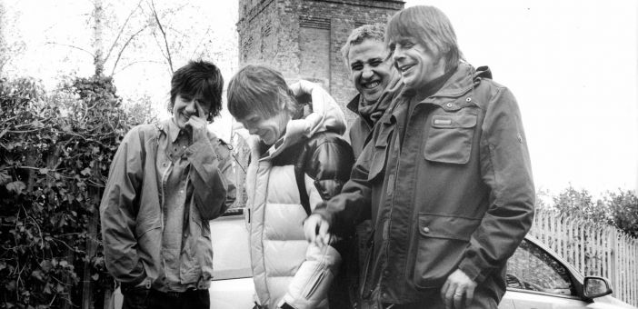The Stone Roses to release new single at 8pm tonight
