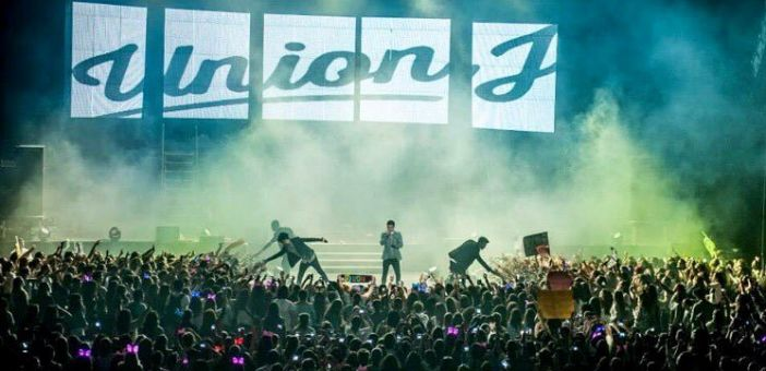 Union J tour embark on massive UK tour in February