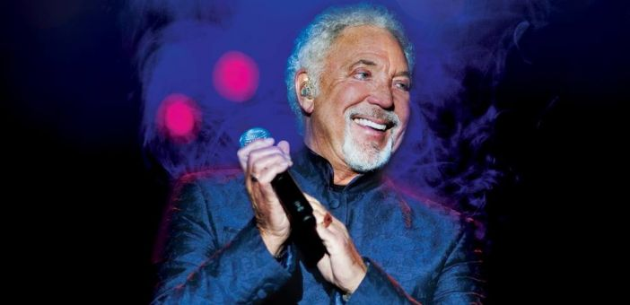 Tom Jones set for Tatton Park gig