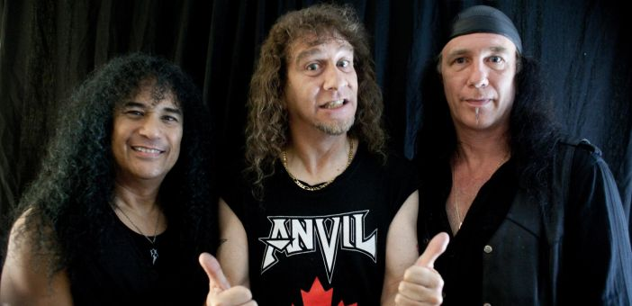 Anvil release new video and announce UK tour dates