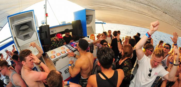 Lost In Ibiza Boat Party review