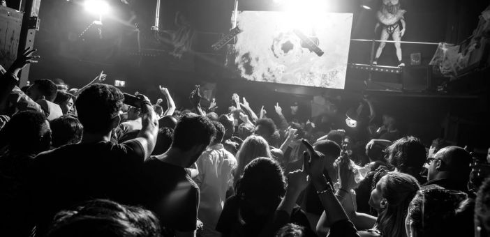 First wave of acts announced for New Year's Eve event at Egg London