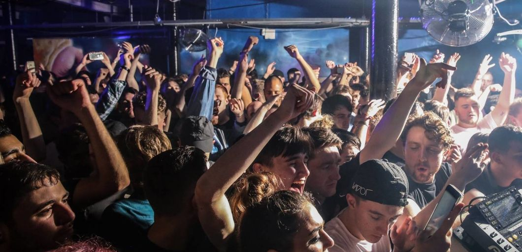 Hidden sees out winter with a huge clubbing line up
