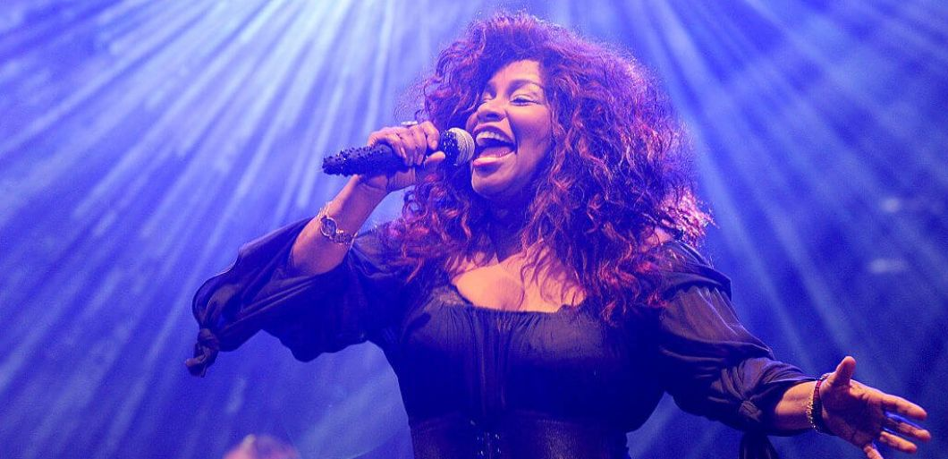 Queen of funk Chaka Khan live dates